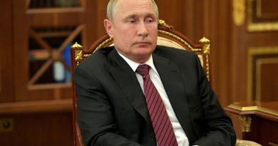Президент России проинформирован о ситуации в Чемодановке