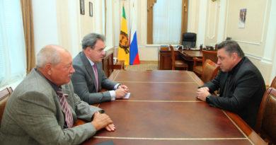 В Пензенскую область с рабочим визитом прибыл сенатор Вячеслав Тимченко