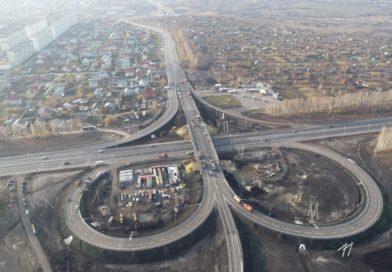 В Пензе открыто движение по новой развязке на ФАД М-5