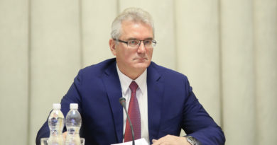Ивану Белозерцеву вручена благодарность президента РФ