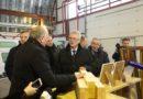 В Пензенской области активно развивают кластер деревянного домостроения