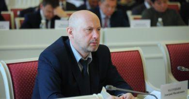 «Следствие любит тишину»: интервью с руководителем пензенского управления СК РФ Дмитрием Матушкиным