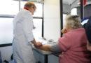 В ходе выездов пензенские медики осмотрели 23 тысячи сельчан