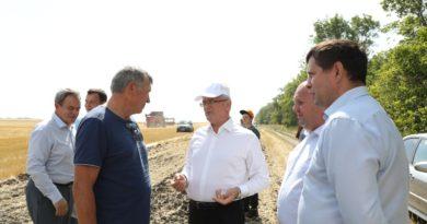 Пензенские аграрии намолотили миллион тонн зерна