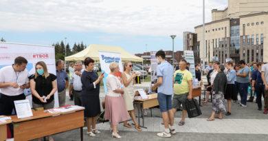 Бой безработице: областная ярмарка вакансий показала свою востребованность