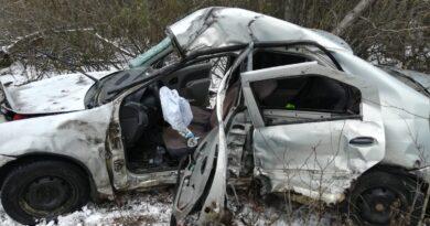 Двое человек погибли в ДТП в Кузнецком районе