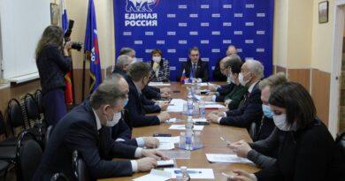 Вакантный мандат в пензенском ЗакСобре передан Алексею Марьину