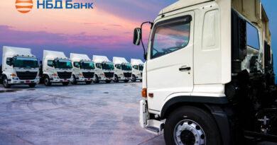 НБД-Банк профинансировал лизинговые проекты на сумму более 607 млн рублей