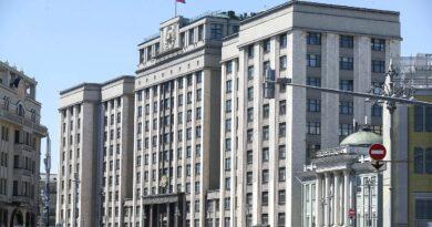 По итогам выборов в Госдуму проходят представители восьми партий