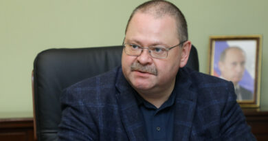Мельниченко выдвинул свою кандидатуру для участия в губернаторских выборах