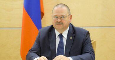 Мельниченко принял участие во встрече Путина с избранными главами регионов