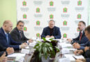 Мельниченко поставил задачу повысить процент переработки древесины в регионе