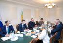 Мельниченко и Берроуз обсудили перспективы сотрудничества