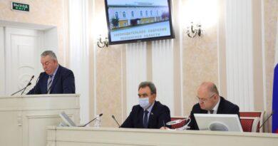 В Пензе идет обсуждение повестки дня 45-ой сессии ЗакСобра