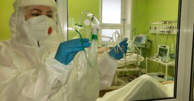 Потребление кислорода в пензенских больницах превышает 15 тонн в сутки